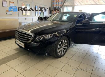 Подсветка Mercedes