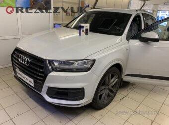 Audi Q7 автозапуск