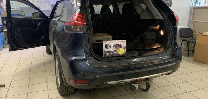 Parkmaster Nissan Xtrail
